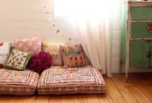 Bohemian home style