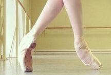 Ballet / the beauty unlike anything I know