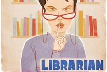 National Library Week 2013 / April 14-20, 2013. Our theme is: Libraries or librarians in pop culture. Do you have a library story? Share it on our Facebook page, or in a comment on one of our pins.
