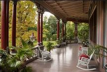 Dreamy Homes /  Particular exterior and interior designs I find appealing