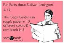 Fun Fact Fridays / A fun fact about Sullivan University Lexington every Friday.