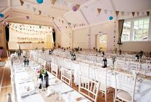 Weddings & Parties / The Village Hall is light, spacious and ready to live up to your creativity. Here are some ideas of how people have enjoyed the space before