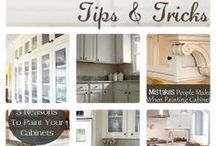 DIY-Home / Projects that you can accomplish in a short amount of time on a tight budget.