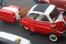 Micro Cars / A microcar is the smallest automobile classification, usually applied to very small cars (smaller than city cars). Such small cars were generally referred to as cyclecars until the 1940s. More recent models (1960 and later) are also called bubble cars due to their bubble-shaped appearance.
