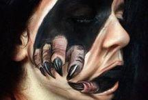THEATRIQUE / Tutorials and design ideas for creating phenomenal theatrical makeup.