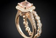 Jewelry: Morganite / Morganite is a member of the Beryl family of gemstones, which includes Emerald and Aquamarine. Formerly called pink Beryl, it was renamed Morganite in 1911 after J.P. Morgan. It is also known as the stone of love.