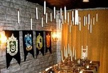 Párty - Harry Pottera