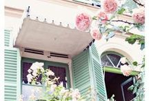 French inspirations / #fabric flowers