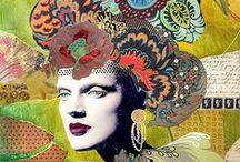 Art / Visual Art inspiration, ideas and tutorials