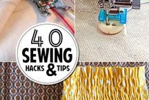 Sewing / Inspiration or patterns for anything that requires sewing, whether machine sewn, embroidery, artsy, craftsy, practical or fashion.