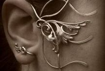 Jewelry: For your Ears Only / Fantastic ear ornamentation
