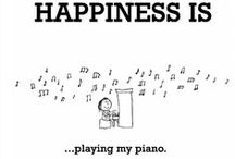 music (piano things) / Happy teaching, play a good music. Don't forget to enjoy the music~