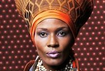 Inspired by Africa / Fashion and accessories inspired by our beautiful mama Africa