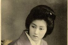 Beauty in old photo / by Yoshito Niimi