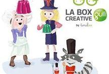 Juin 2014 - Box créative KIDS
