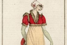 Costume Parisien 1806,1807,1808 / by BeeJay