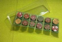 Álbum de Natal / Fabrícia Lima Chocolatier convida você a experimentar as novas delicias de natal.