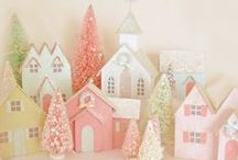 vintagey christmas / all inspiring Vintage christmas projects