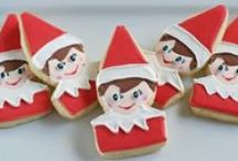 christmas desserts and cookies / Adorable ideas for the holiday spirit
