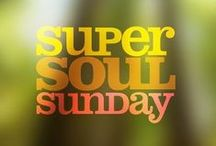 Super Soul Sunday with Oprah / We were invited to join Oprah for her Super Soul Sunday