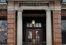 Exchange Building