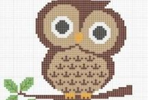Crafts ~ cross stitch