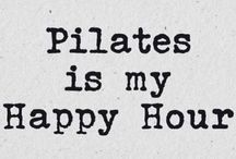 Pilates & Yoga / My fitness interests
