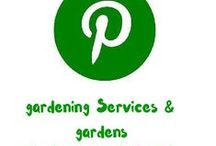 gardening Services & gardens / gardening Services &How to plant anything you want  --------------------------------------------------------------------------------------------------------------------------------------------------------- Let's make the bourd is number one in pinterest in the Garden