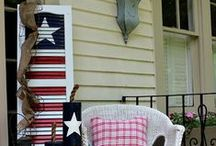 Holiday Inspiration - 4th of July DIY