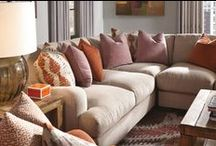 Living Room Decor / From sofas to end tables, we have all of the perfect pieces for you to design your living exactly how you want it!