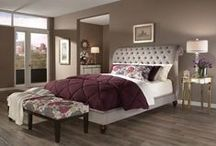 Bedroom Decor / From bed frames to the nightstands beside your bed, you'll find everything you'll need to decorate the bedroom of your dreams here!