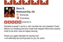 Reviews / Have you heard? People love us! Don't just take our word for it. Let our clients tell you.