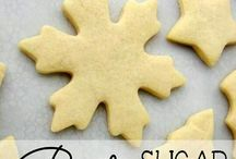 Recipes ~ cookies and sweets