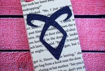 The Mortal Instruments ~ crafts / Small and big projects in different materials.