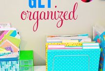 Organization ~ house / Tips and tricks.
