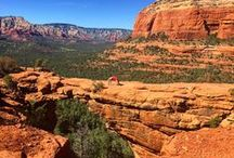 Arizona Hiking / Raves and reviews about all of the many hiking trails here in Arizona.