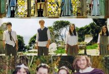 Narnia / Characters, actors and quotes.