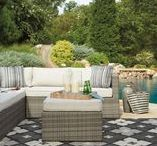 Outdoor Furniture & Patio Ideas / Get inspired with durable, beautiful outdoor furniture, DIY ideas, and some of our favorite outdoor spaces!