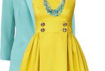 Amarelo / E Cores complementares