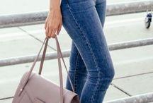 Jeans / E cores complementares