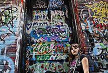 21. Fotografie - Graffiti