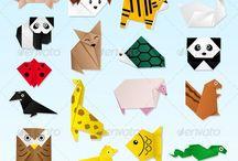 Origami - Dobraduras