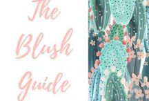 "The Blush Guide / This Pinterest board is for group members of the Facebook group ""The Blush Guide.""  To Join: Request entry to our Facebook group, access to our group Pinterest board will then be granted upon becoming a member of the FB group."