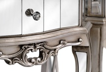 Argente Mirrored Furniture / Fabulous Mirrored Furniture Collection