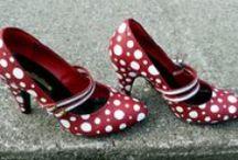Shoe Makeovers / by Anati Landau