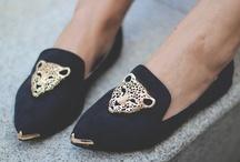 Heel to Toe / by Frivolous Fringe