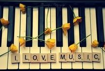 Love my music / Love to listen to all kinds of music. / by Joni