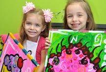 Art lessons for kids / by Anati Landau