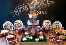 Super Bowl Necessities