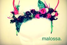 Tocados. Head pieces
